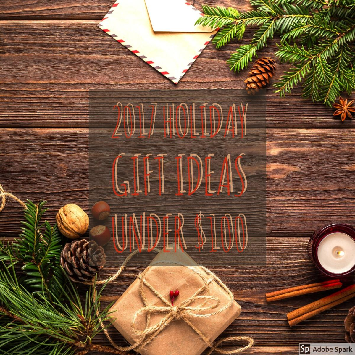 The Top Gifts I Will Be Giving This Holiday Season under $100